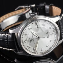 IWC IW3253 Steel 2005 Pilot Mark 38mm pre-owned