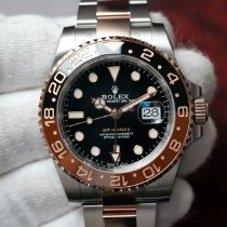 Rolex GMT-Master II Gold/Steel 40mm Black No numerals United States of America, Florida, Debary