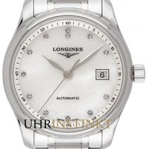 Longines Master Collection Steel 29mm Mother of pearl