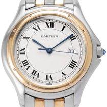 Cartier Cougar Acero 33mm