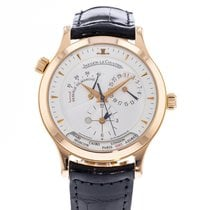 Jaeger-LeCoultre Master Geographic Rose gold 38mm Silver United States of America, Georgia, Atlanta