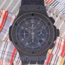 Hublot Big Bang 44 mm Carbone 44mm Noir Sans chiffres