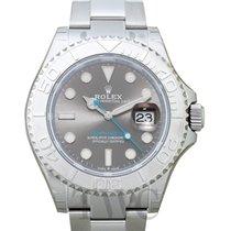 Rolex Yacht-Master 40 nuevo 2020 Automático Reloj con estuche y documentos originales 126622 dark grey