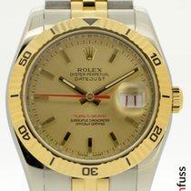 Rolex Datejust Turn-O-Graph Gold/Stahl 36mm Gold Deutschland, Stuttgart