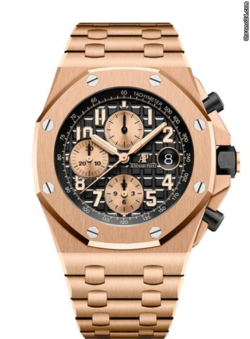 Audemars Piguet Royal Oak Offshore Chronograph 26470OR.OO.1000OR.03 new