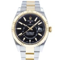 Rolex Sky-Dweller Steel 42mm Black United States of America, Georgia, Atlanta