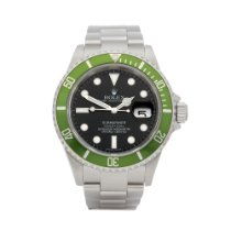 Rolex Submariner Date 16610LV Very good Steel 40mm Automatic United Kingdom, Bishop's Stortford