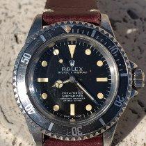 Rolex Submariner (No Date) Acciaio 40mm Nero Senza numeri Italia, roma