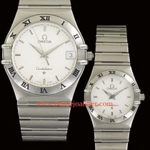 Omega Constellation Pie Pan Occasion