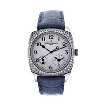 Vacheron Constantin Harmony Dual Time Automatic - NEW - B+P...