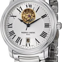 Frederique Constant Classics Heart Beat Steel 42.7mm Silver United States of America, New York, Brooklyn