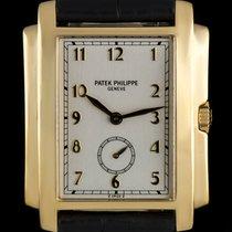 Patek Philippe Gondolo Yellow gold 29mm Silver Arabic numerals United Kingdom, London