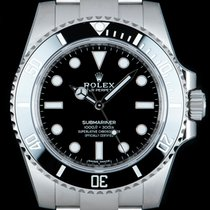 Rolex Submariner (No Date) 114060 2019 новые