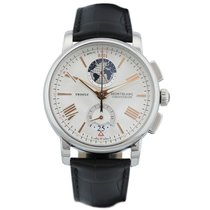 Montblanc Steel 43mm Automatic 114859 new