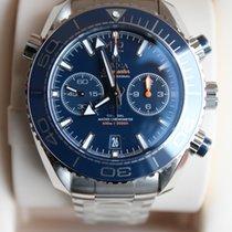 Omega Seamaster Planet Ocean Chronograph 215.30.46.51.03.001 2020 nouveau