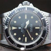 Rolex Submariner Serif Ref. 5513