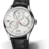 Oris Artelier Calibre 112 01 112 7726 4051-Set 1 23 72FC Oris 112 CALIBRE 10 Days 43mm new