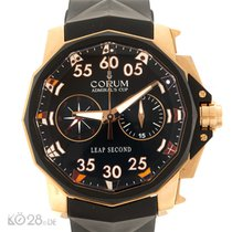 Corum Admiral's Cup 48 Leap Second Red Gold B+P limited