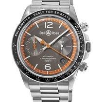 Bell & Ross BR V2-94 Men's Watch BRV294-ORA-ST/SST