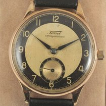 Tissot - Antique bicolor gold watch - 1176299 - Férfi