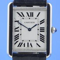 Cartier Tank Solo Medium Quarz