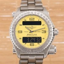 Breitling Emergency - Boxed with Papers
