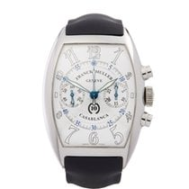 Franck Muller Casablanca pre-owned 39mm Steel
