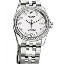 Tudor Glamour Date 31mm Silver