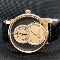 Jaquet-Droz Grande Seconde Carbone 18Kt WHITE GOLD Limited...