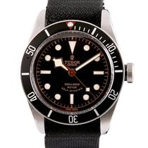 Tudor 41mm Automatic 2017 pre-owned Black Bay (Submodel) Black