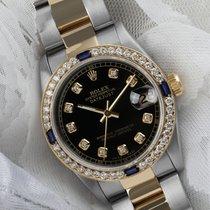 Rolex Lady-Datejust Acero y oro 31mm Sin cifras