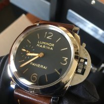 Panerai Luminor Marina 1950 3 Days Aço 47mm Preto Árabes Portugal, Porto