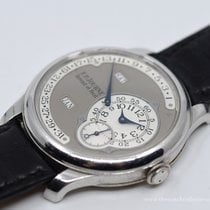 F.P.Journe Or blanc 40mm Remontage automatique Octa
