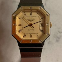 Longines 28mm Quartz pre-owned Champagne
