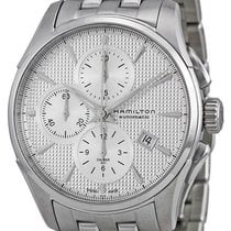 Hamilton Jazzmaster Auto Chrono new 42mm Steel