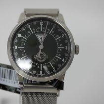 Junkers Steel 41mm Automatic 6460-4 new