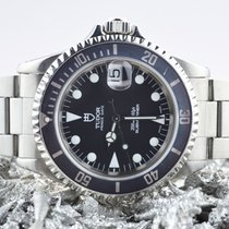 Tudor 79190 Steel 1999 Submariner 40mm pre-owned