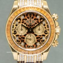 Rolex Yellow gold 40mm Automatic 116598 SACO pre-owned