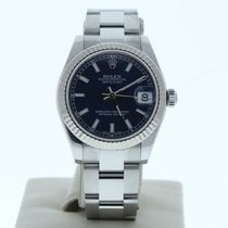 Rolex Lady-Datejust 31mm Argent