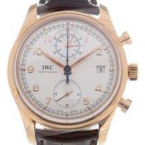 IWC Portuguese Chronograph IW390402 ny