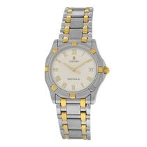 Concord Saratoga new Quartz Watch with original box and original papers