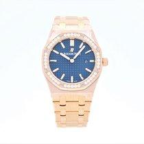 Audemars Piguet Royal Oak Lady new 2019 Quartz Watch with original box and original papers 67651OR.ZZ.1261OR.02