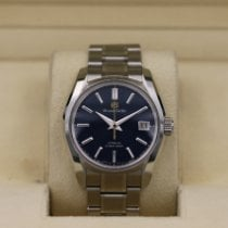 Seiko Steel Automatic pre-owned Grand Seiko