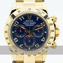 Rolex 116528 Gelbgold 2014 Daytona 40mm gebraucht