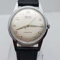 Gruen 34mm Manual winding 510rss pre-owned