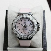TAG Heuer Formula 1 Lady pre-owned 37mm Satin
