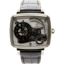 Hautlence pre-owned Manual winding