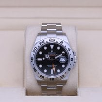 Rolex Explorer II Steel 42mm Black No numerals United States of America, Tennesse, Nashville