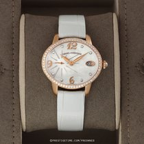 Girard Perregaux Or rose 35.4mm Remontage automatique Cat's Eye Small Seconds occasion