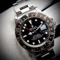 Rolex GMT-Master Steel Black